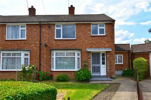 4 Bedrooms Semi Detached House for sale in Dawes Moor Close, Wexham, Berkshire