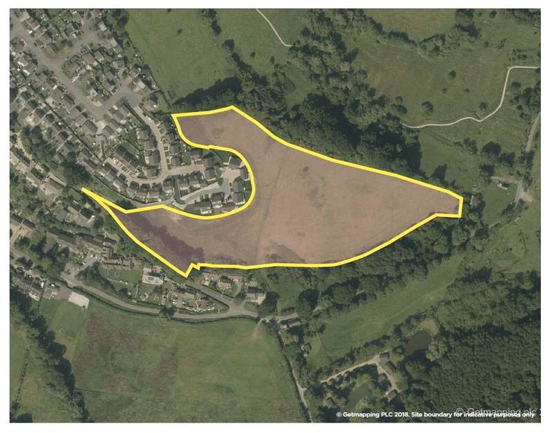 Land Commercial for sale in Land At Upper Marsh Road and, East Of Damask Way, Warminster, Wiltshire, BA12
