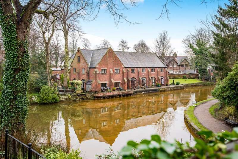 2 Bedrooms Terraced House for sale in Dukes Wharf, Worsley, Manchester, M28 2GS