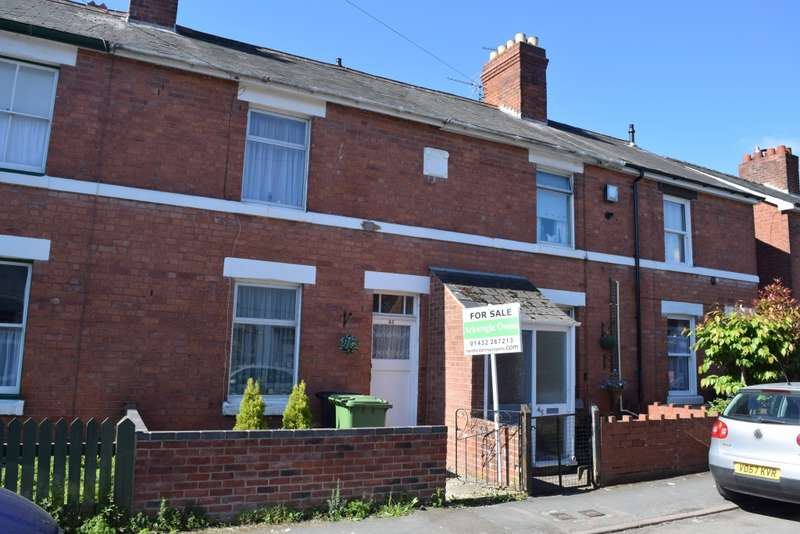 2 Bedrooms Property for sale in Cotterell Street, Hereford, Hereford, Herefordshire, HR4 0HQ