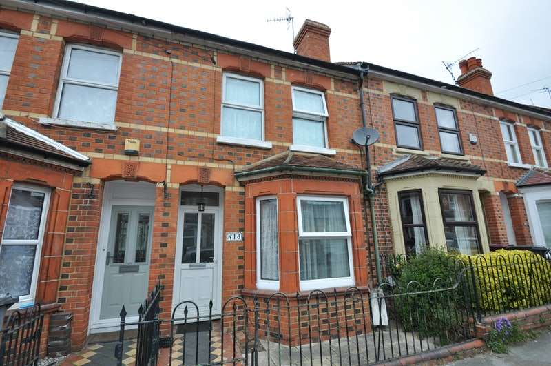 3 Bedrooms Terraced House for sale in Lincoln Road, Reading, Berkshire, RG2