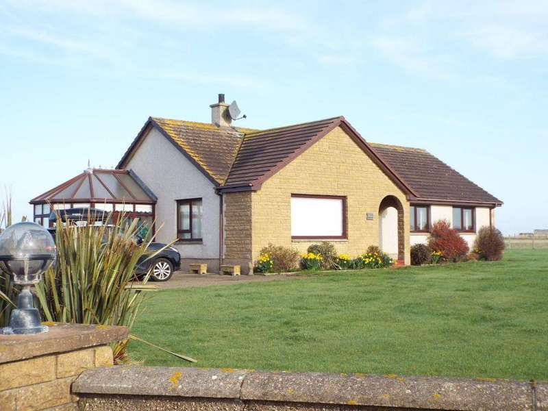 3 Bedrooms Detached Bungalow for sale in Rhana, Dounreay, by Thurso