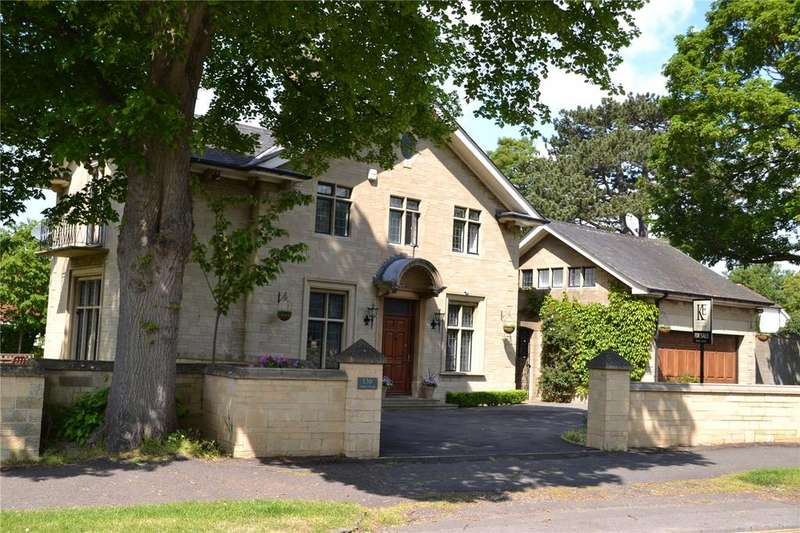 5 Bedrooms Detached House for sale in Albert Road, Cheltenham, Gloucestershire, GL52