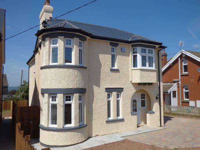 5 Bedrooms Detached House for sale in Woodville Road, Cinderford
