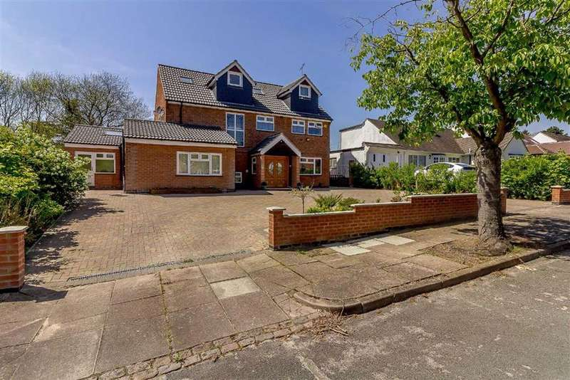 6 Bedrooms Detached House for sale in Sackville Gardens, Stoneygate, Leicester