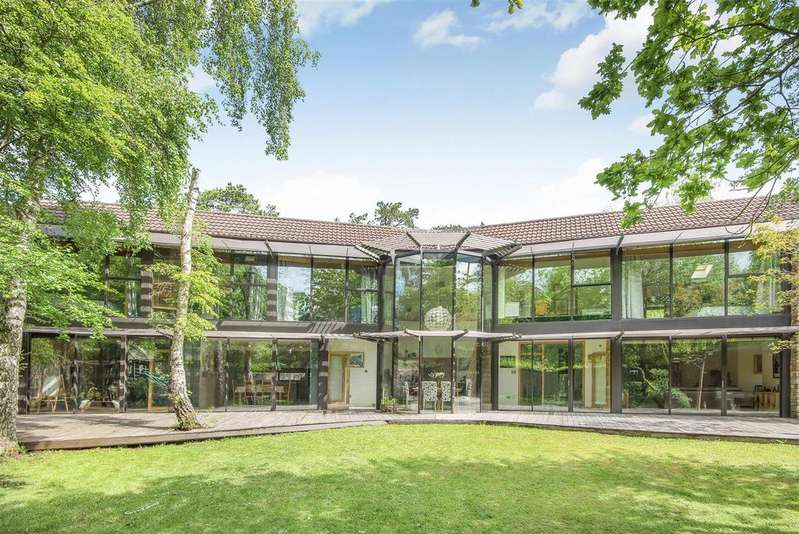 4 Bedrooms Detached House for sale in St. Marys Road, Leigh Woods, Bristol