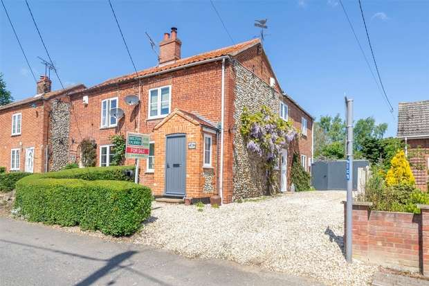 3 Bedrooms Semi Detached House for sale in Bintree