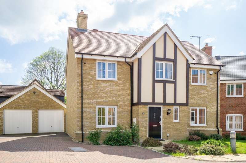 4 Bedrooms Detached House for sale in Skipps Meadow, Buntingford, SG9