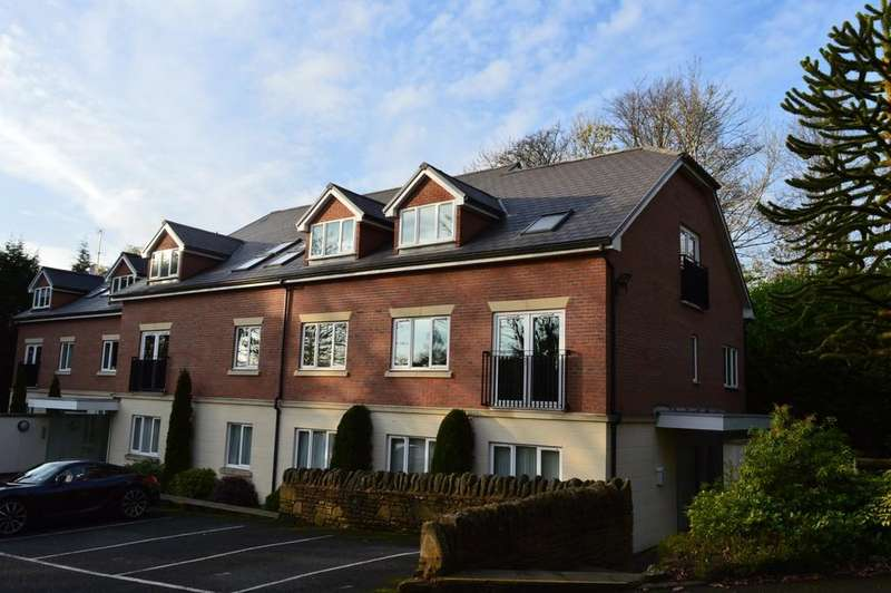 2 Bedrooms Apartment Flat for rent in Meadowcroft House, Bamford