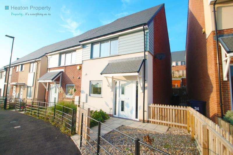 2 Bedrooms Terraced House for rent in Chester Pike, The Rise, Newcastle upon Tyne, Tyne and Wear, NE15 6BS