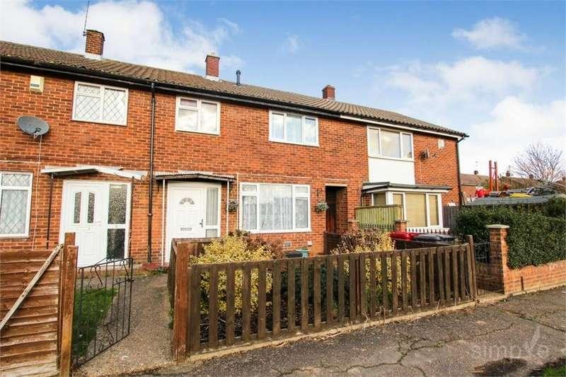 3 Bedrooms Terraced House for sale in Wordsworth Road, Slough, Berks