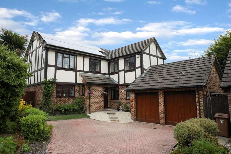 5 Bedrooms Detached House for sale in Laniver Close, Earley, Reading, RG6 5UD