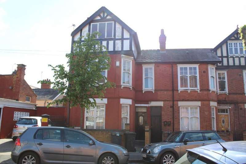 5 Bedrooms Semi Detached House for sale in Mere Road, Highfields, Leicester