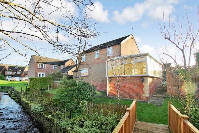 4 Bedrooms Detached House for sale in Shottwood Fold, Littleborough