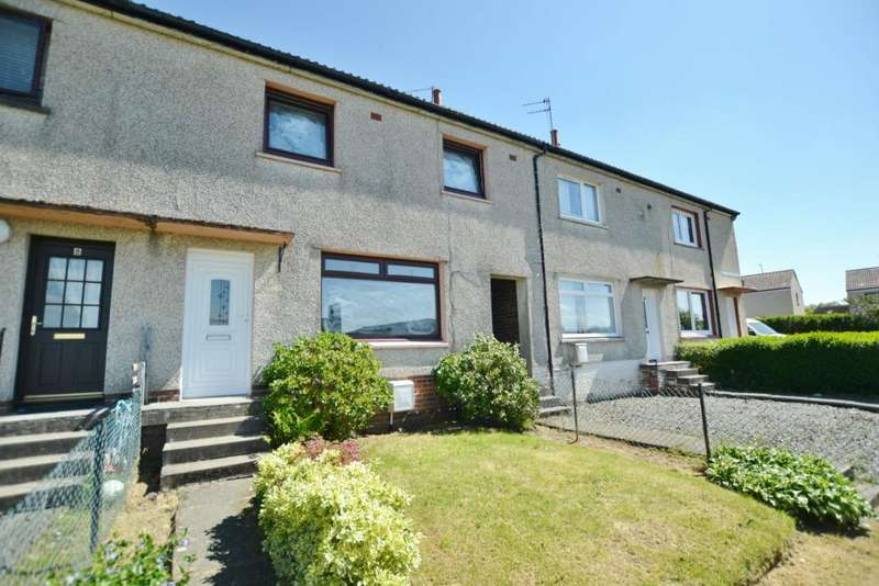 3 Bedrooms Terraced House for sale in Millmannoch Avenue, Drongan, East Ayrshire, KA6 7BY