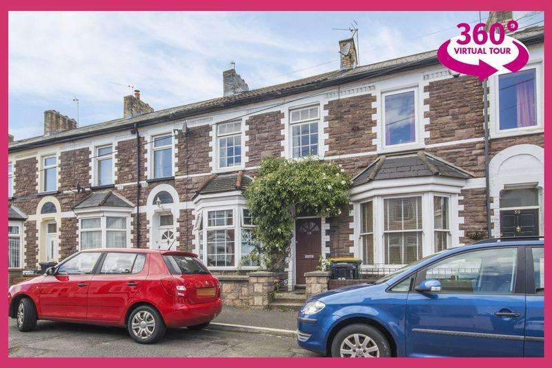 3 Bedrooms Terraced House for sale in Belvedere Terrace, Newport - REF#00006516 - View 360 Tour At: