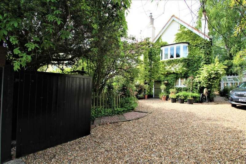 5 Bedrooms Semi Detached House for sale in The Street, Stratfield Mortimer, RG7