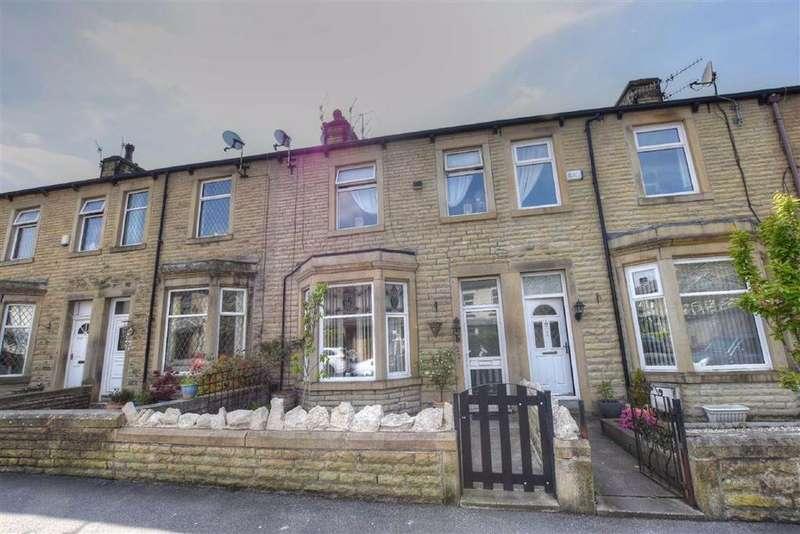 4 Bedrooms Terraced House for sale in Scott Park Road, Burnley, Lancashire