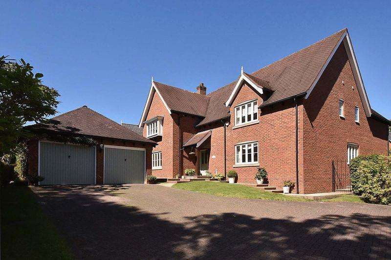 5 Bedrooms Detached House for sale in Cassia Green, Marton