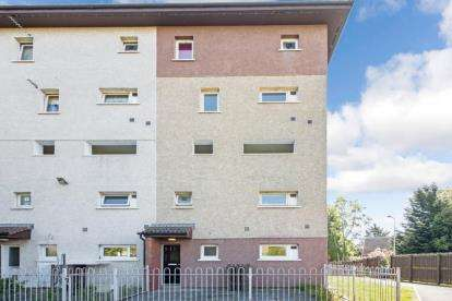1 Bedroom Flat for sale in Swallowtail Court, Dundee