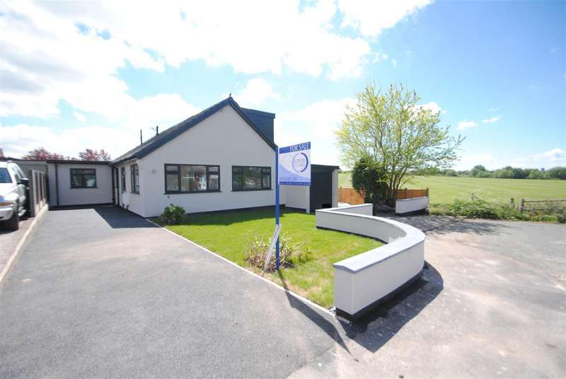 4 Bedrooms Detached Bungalow for sale in Hollybank, MOORE, Warrington, WA4