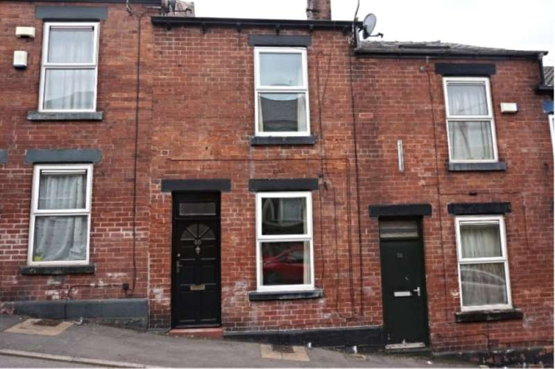 2 Bedrooms Terraced House for sale in 60 Whitehouse Road, Sheffield, South Yorkshire