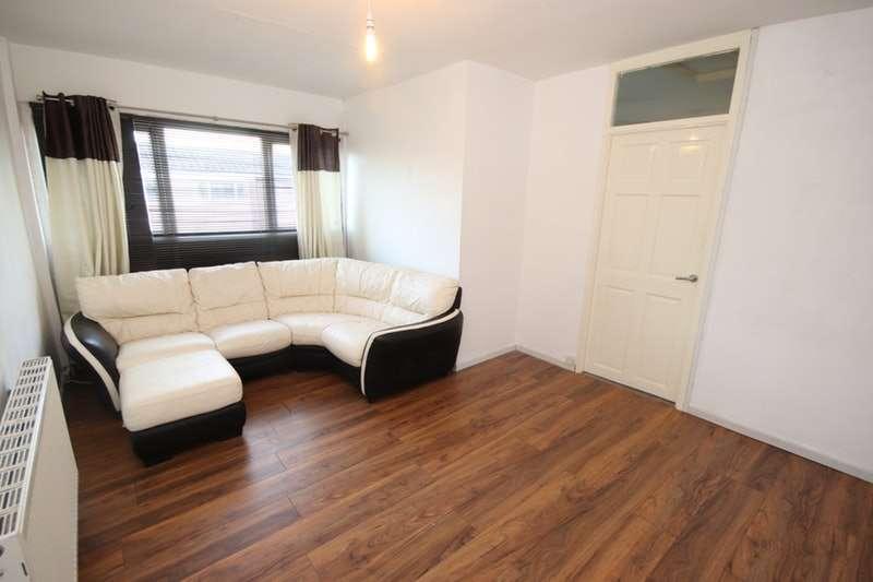 1 Bedroom Flat for sale in Westbrook Crescent, Preston, Lancashire, PR2