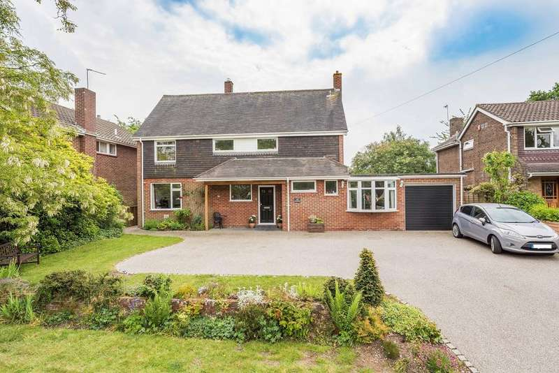 3 Bedrooms Detached House for sale in Crofton Way, Warsash, Southampton SO31