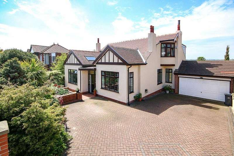 5 Bedrooms Detached House for sale in Gomersal Road, Heckmondwike, West Yorkshire, WF16
