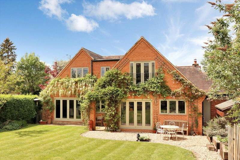 4 Bedrooms Detached House for sale in Arnesby, Leicester, Leicestershire