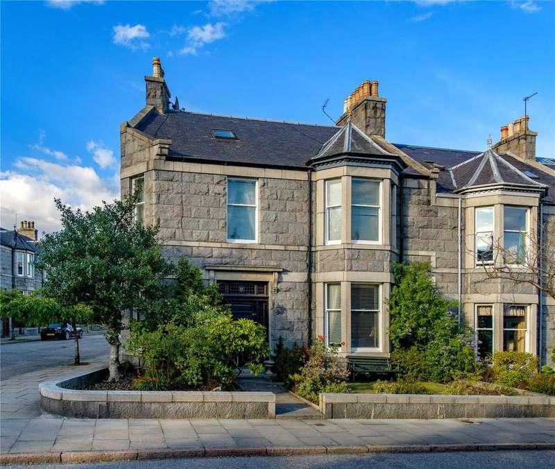 5 Bedrooms End Of Terrace House for sale in 25 Salisbury Terrace, Aberdeen, AB10