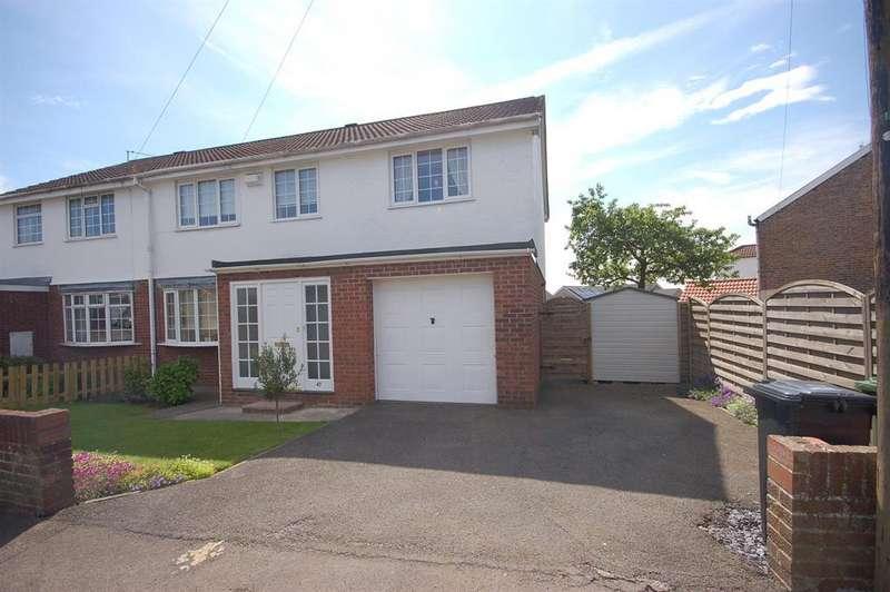5 Bedrooms Semi Detached House for sale in Dyrham Road, Kingswood, Bristol BS15 4HW