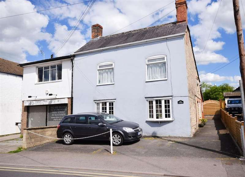 4 Bedrooms Cottage House for sale in High Street, Kings Stanley, Stonehouse