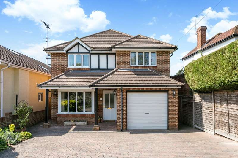 4 Bedrooms Detached House for sale in Courthouse Road Maidenhead Berkshire