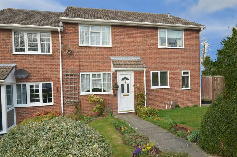 2 Bedrooms Terraced House for sale in Edmunds Road, Cranwell, Sleaford