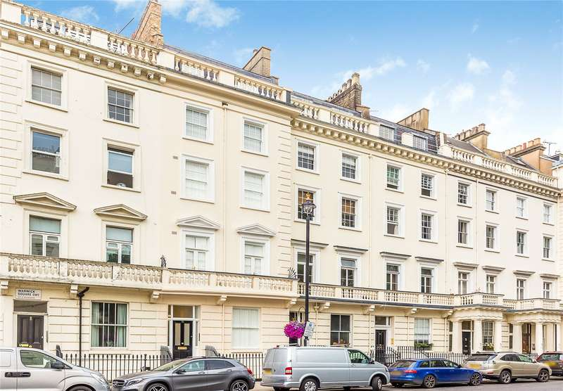 6 Bedrooms House for sale in Warwick Square, Pimlico, London, SW1V
