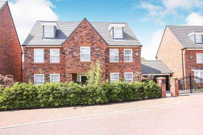 5 Bedrooms Detached House for sale in Colstone Close, Bollin Park, Wilmslow, Cheshire