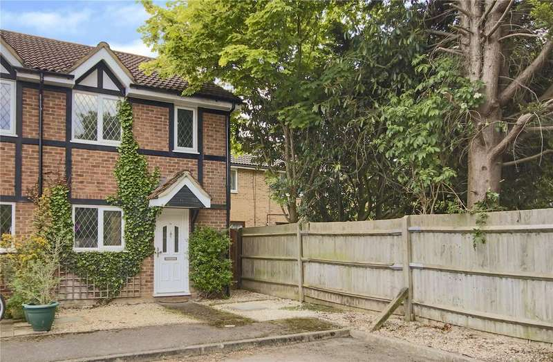 3 Bedrooms End Of Terrace House for sale in Statham Court, Binfield, Berkshire, RG42