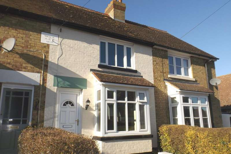 2 Bedrooms Terraced House for sale in Everton Road, Potton SG19