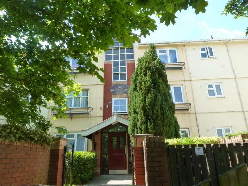 2 Bedrooms Apartment Flat for sale in Norbury Avenue, Matson, Gloucester, GL4