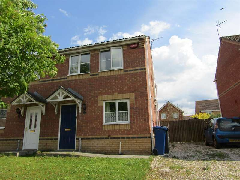 3 Bedrooms Semi Detached House for sale in Bowling Green Road, Gainsborough, DN21 2PL