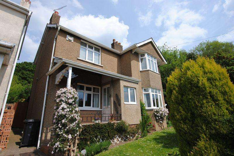 3 Bedrooms Detached House for sale in High Street, Cinderford