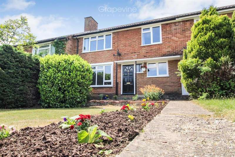 3 Bedrooms Terraced House for sale in Pennfields, Ruscombe, Reading