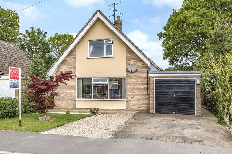 2 Bedrooms Detached House for sale in St. Andrews Road, Spalding, PE11