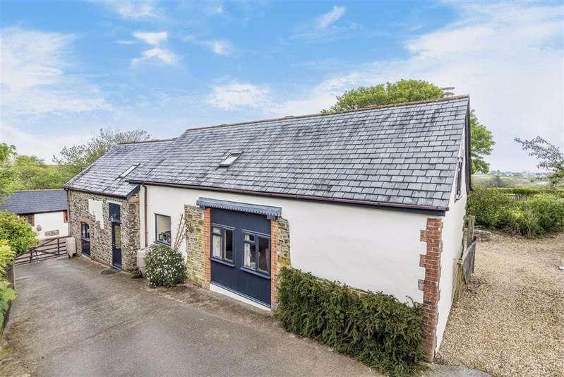 4 Bedrooms Detached House for sale in Withacott, Langtree, Torrington, Devon, EX38