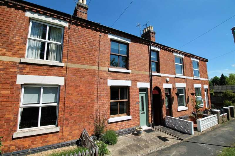 2 Bedrooms Terraced House for sale in Scotland Road, Little Bowden