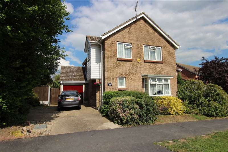 4 Bedrooms Detached House for sale in Ashingdon