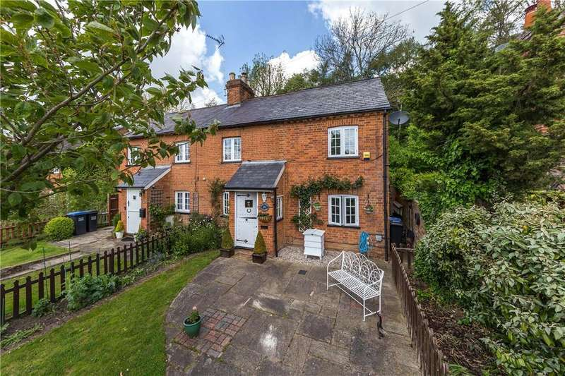 3 Bedrooms End Of Terrace House for sale in Lemsford Village, Lemsford, Welwyn Garden City, Hertfordshire
