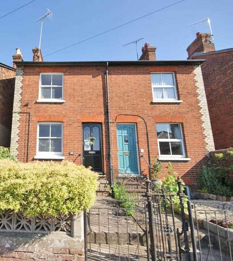 3 Bedrooms Semi Detached House for sale in Ashdon Road, Saffron Walden