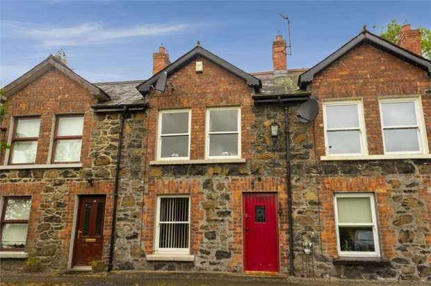 2 Bedrooms Terraced House for sale in Boyne Row, Upperlands, Maghera, County Londonderry